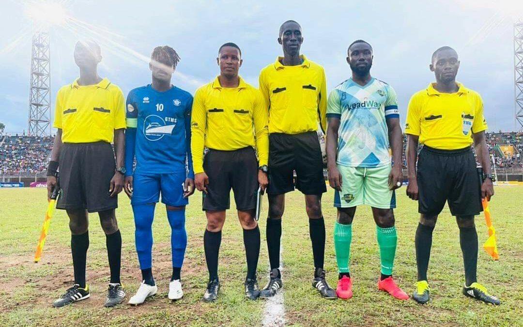 Sierra Leone Premier League suspended indefinitely