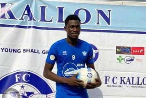 FC Kallon striker Baimba Sesay off to Israel on trials