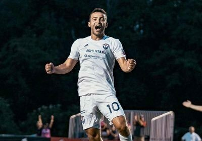 Rodney Michael excited about pro debut with Tormenta