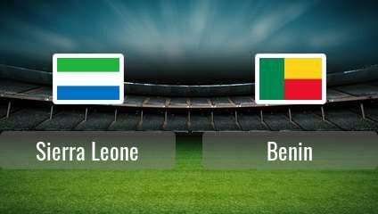 Sierra Leone, Benin to play behind closed doors