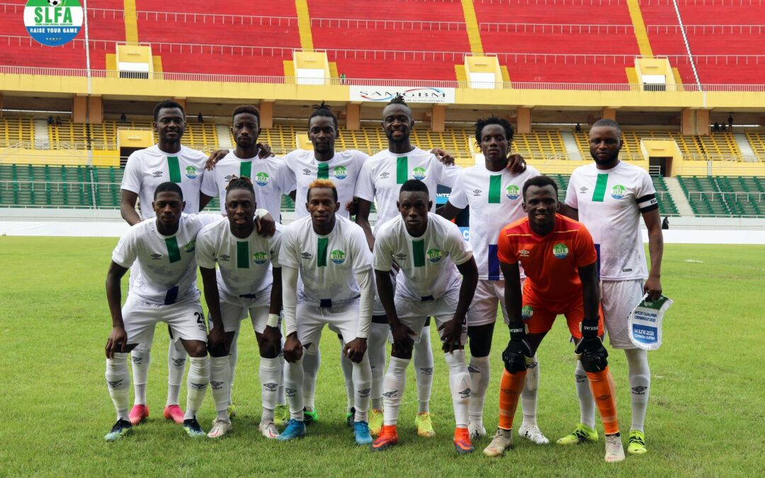 Sierra Leone returns to African Cup of Nations after 25-year wait