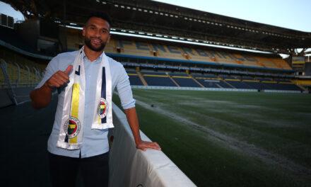 Free-agent Steven Caulker pens Fenerbahçe contract