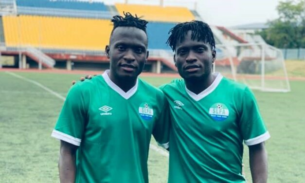 Twin brothers Alusine, Alhassan commit to Real Balompédica Linense