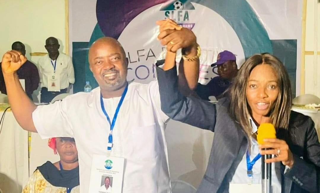 Thomas Daddy Brima elected new Sierra Leone FA President