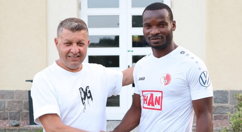 Abu Bakarr Kargbo returns to Nordost club Berliner AK 07