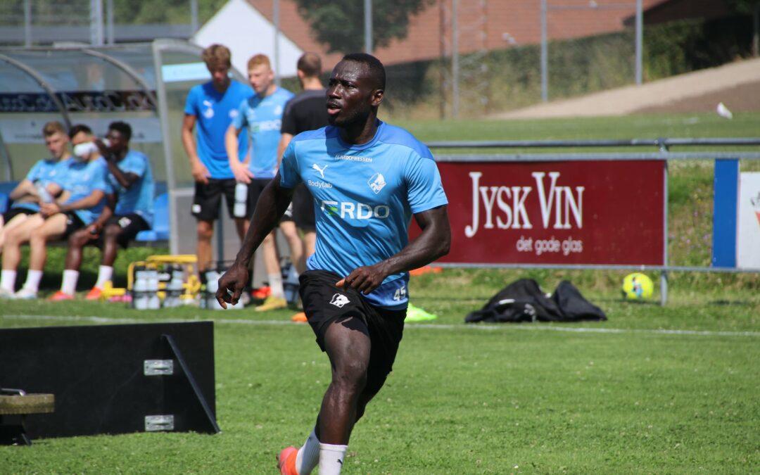 Alhaji Kamara nets in Randers opening 3F Super League win