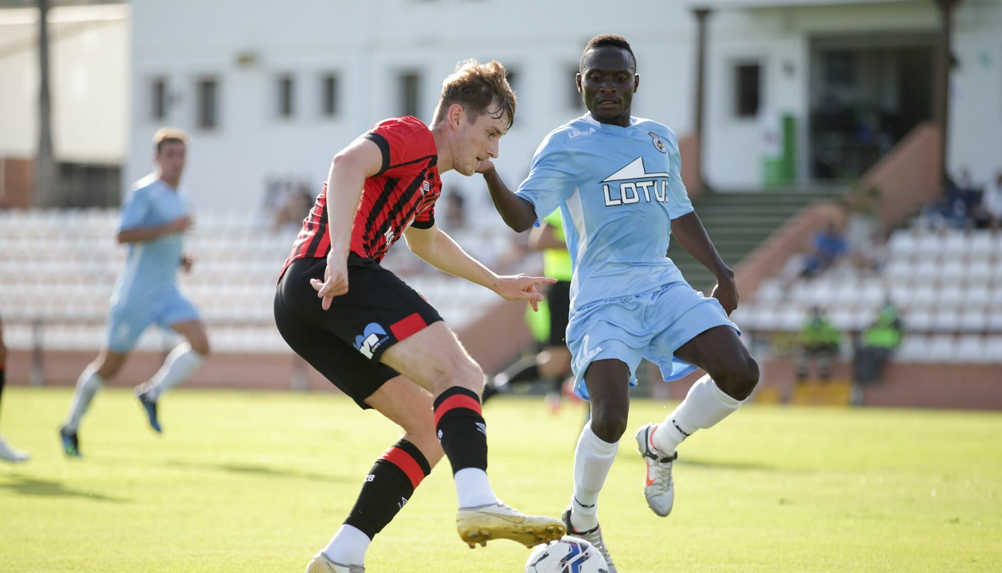 Alusine Koroma nets in pre-season defeat to Cherries