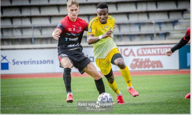 Christian Moses expresses delight at joining Superetan side IFK Värnamo