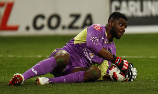 Daniel Akpeyi committed to break trophy jinx with Kaizer Chiefs