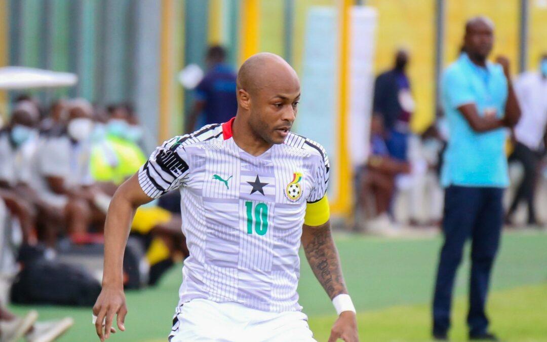 Ghana's Andre Ayew agrees to join Qatari side Al Sadd