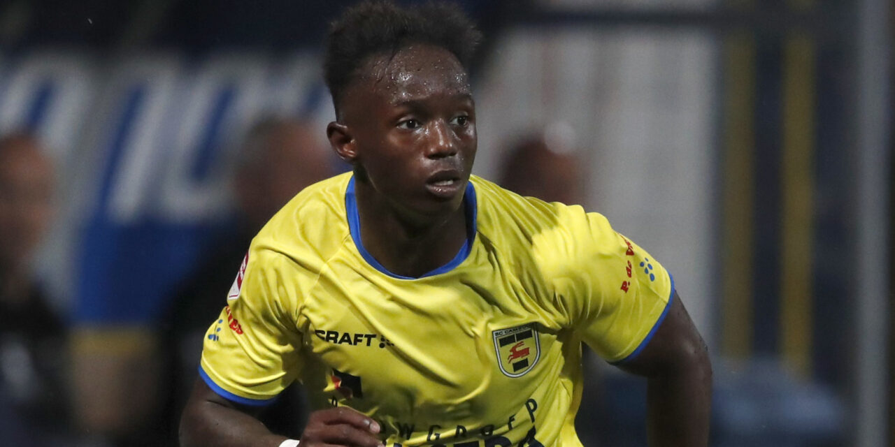 Holland-based winger Issa Kallon hope brightens for Afcon call
