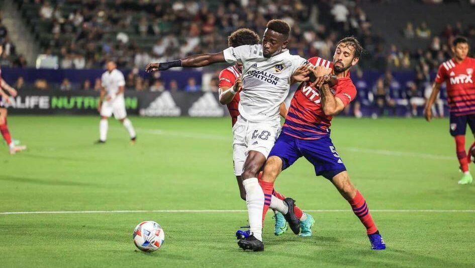 LA Galaxy debut delight for Sierra Leone striker Augustine Williams