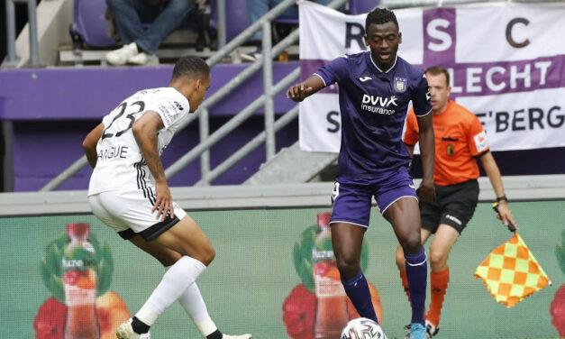Mustapha Bundu travels with Anderlecht for six days camp in Alkmaar