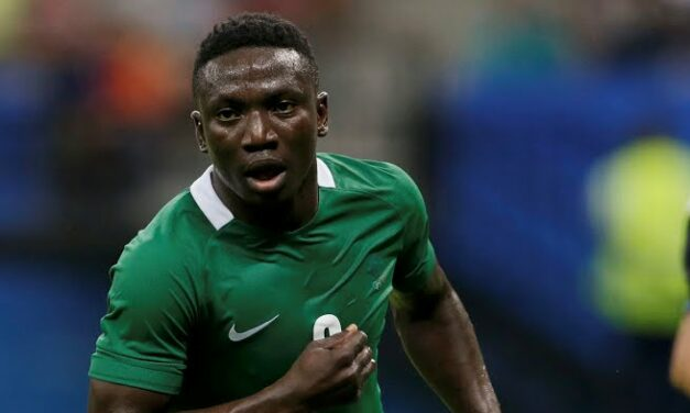 Nigerian Peter Etebo joins Watford on loan from Stoke City