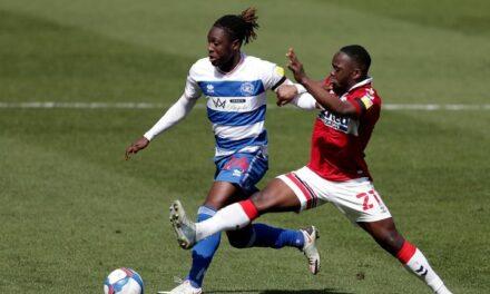 Osman Kakay's QPR line-up Manchester, Leicester friendlies