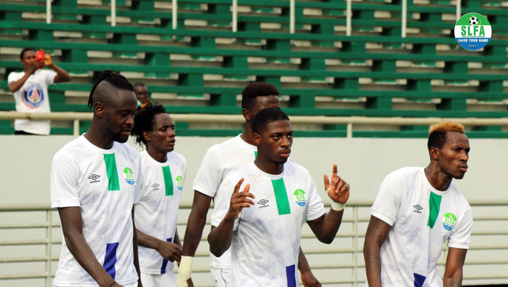 Sierra Leone to know Afcon group opponents August 17