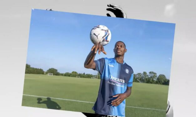 League One Wycombe Wanderers sign Sierra Leone winger Sullay Kaikai