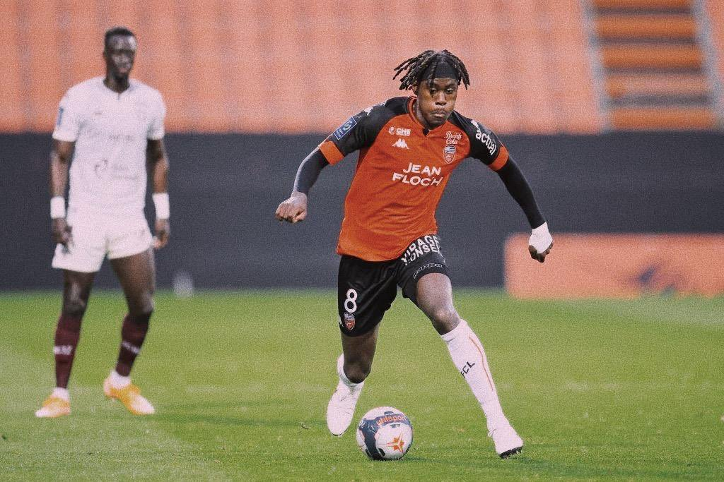 Trevoh Chalobah played with French side Lorient last season on loan