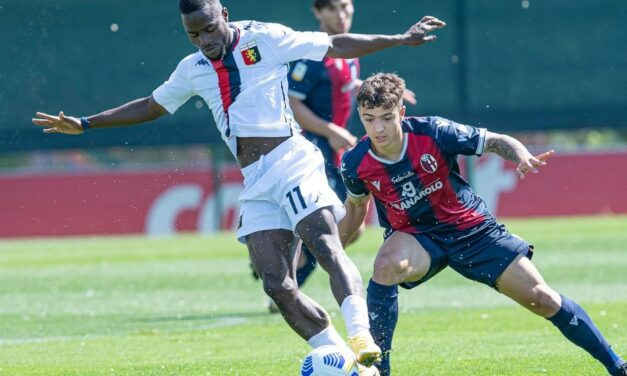 Yayah Kallon set for Genoa first-team training camp in Austria