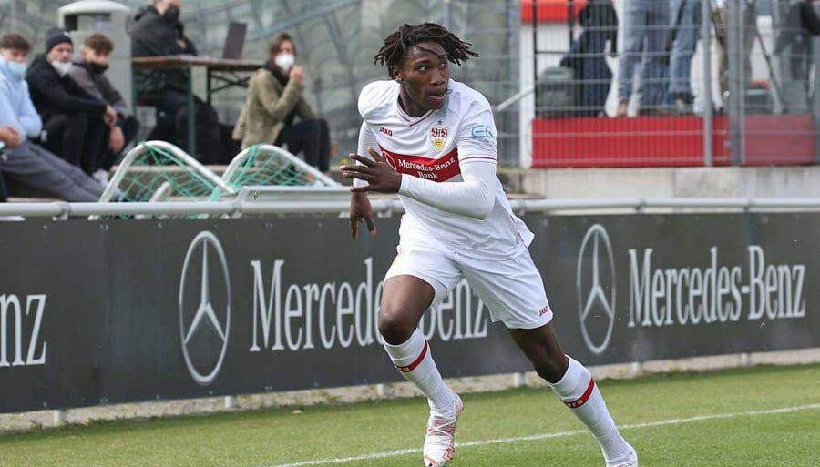 VFB Stuttgart youngster Mohamed Sankoh set for knee surgery