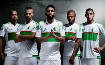 Benrahma, Mahrez & Slimani named in 25-man Algeria squad