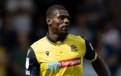 Amadou Bakayoko out of Oxford United tie due to calf injury