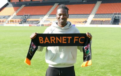 David Sesay signs with National League side Barnet