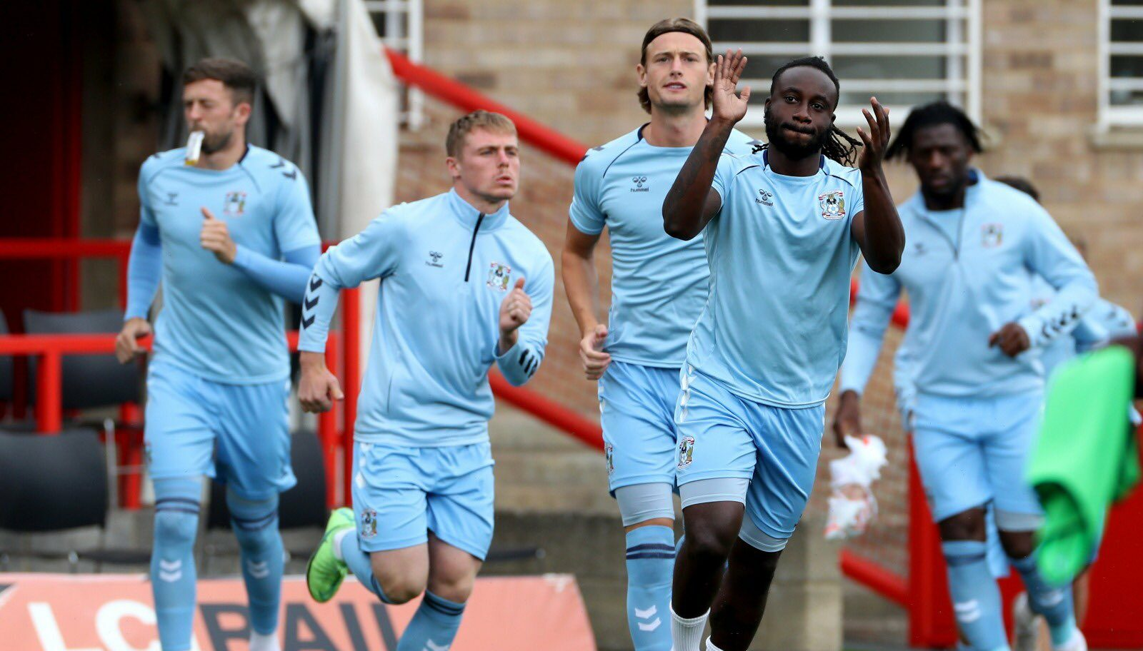 Fankaty Dabo features in Coventry City opening win over Forest