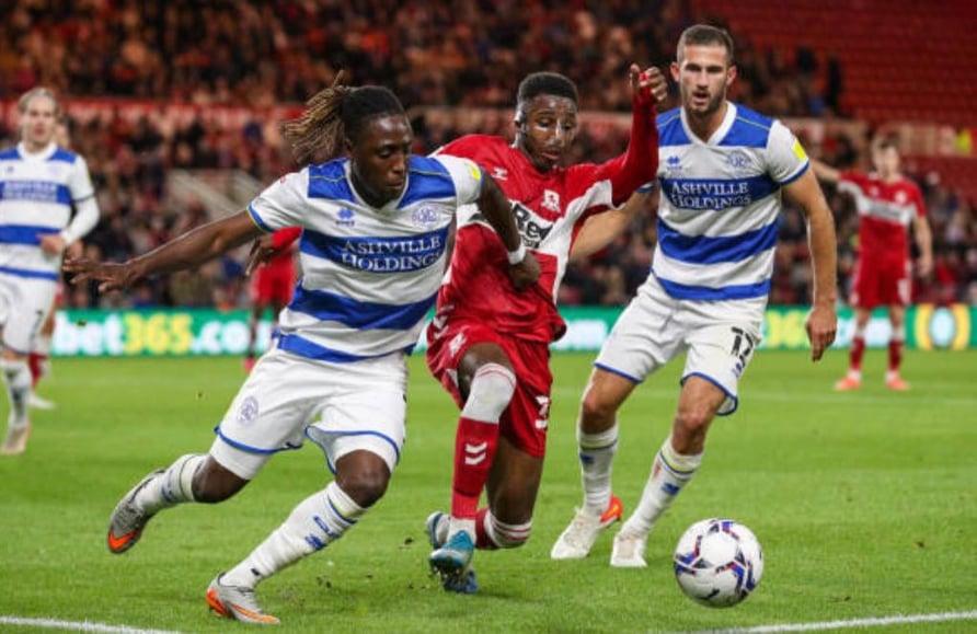 Osman Kakay pleased after ten-man QPR edge thriller