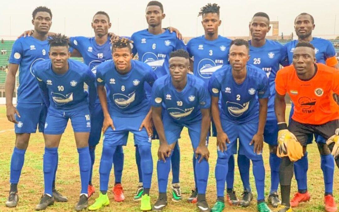 Sierra Leone Premier Club FC Kallon