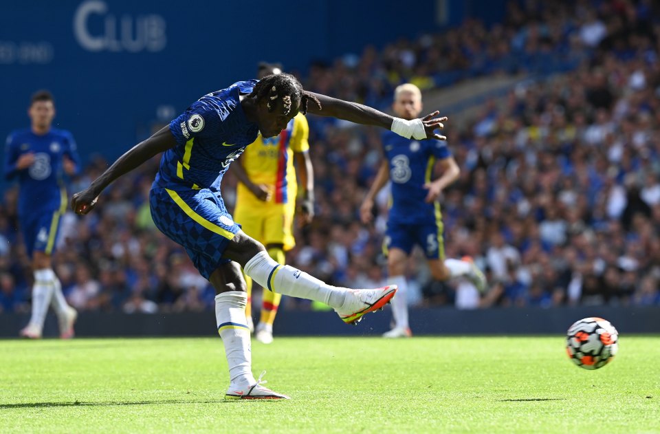 Trevoh Chalobah scored a fantastic goal on his Chelsea debut