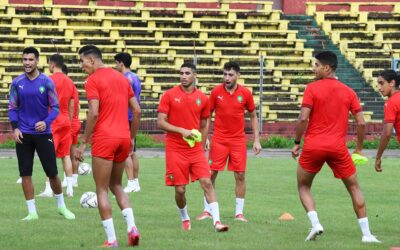 Uncertainty over Guinea, Morocco World Cup qualifier