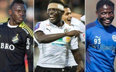 Ex-Örebro striker Alhassan Crespo Kamara retires from football