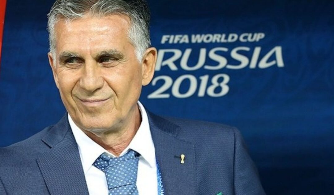 Carlos Queiroz named new Egypt coach after El-Badry sacking