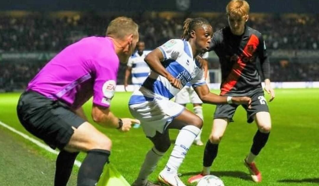 Kakay pleased with QPR's Carabao Cup triumph over Everton