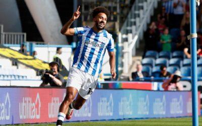 Huddersfield winger Sorba Thomas hints at Wales interest