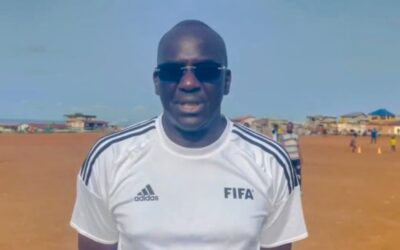 Infrastructure key to football development – Fifa's Diop