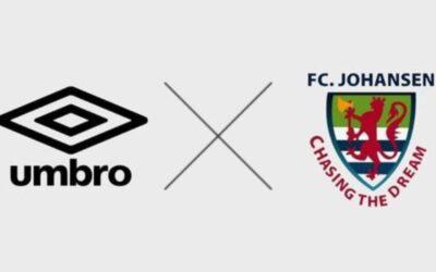 Umbro announce partnership with Sierra Leone club FC Johansen
