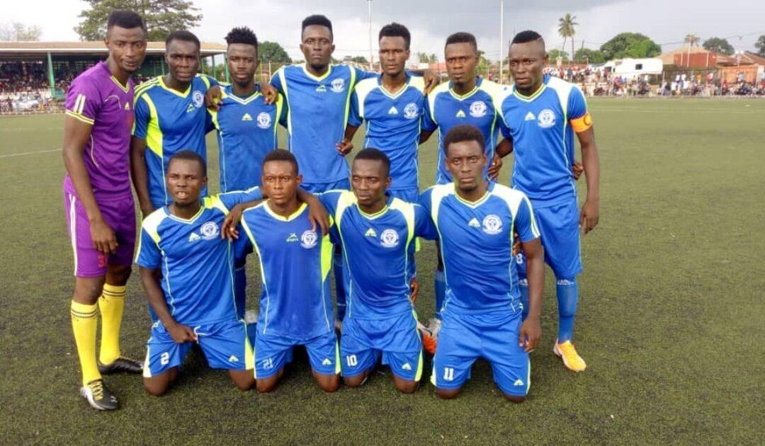 Bombali first division playoff groups revealed