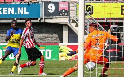 Issa Kallon nets brace, Bangura on target in win over Sparta Rotterdam