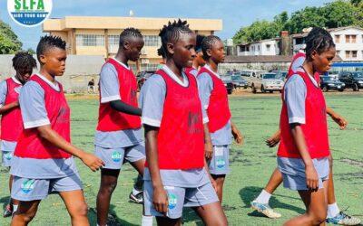 Costa Rica 2022: Sierra Leone to face Guinea in U20 WWC qualifier