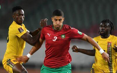 Morocco top Group I after thrashing Guinea Bissau