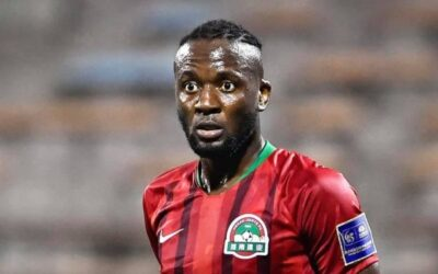 Striker Buya Turay returns to action after five months out
