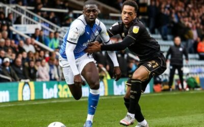 Idris Kanu features in Peterborough's win over QPR at home