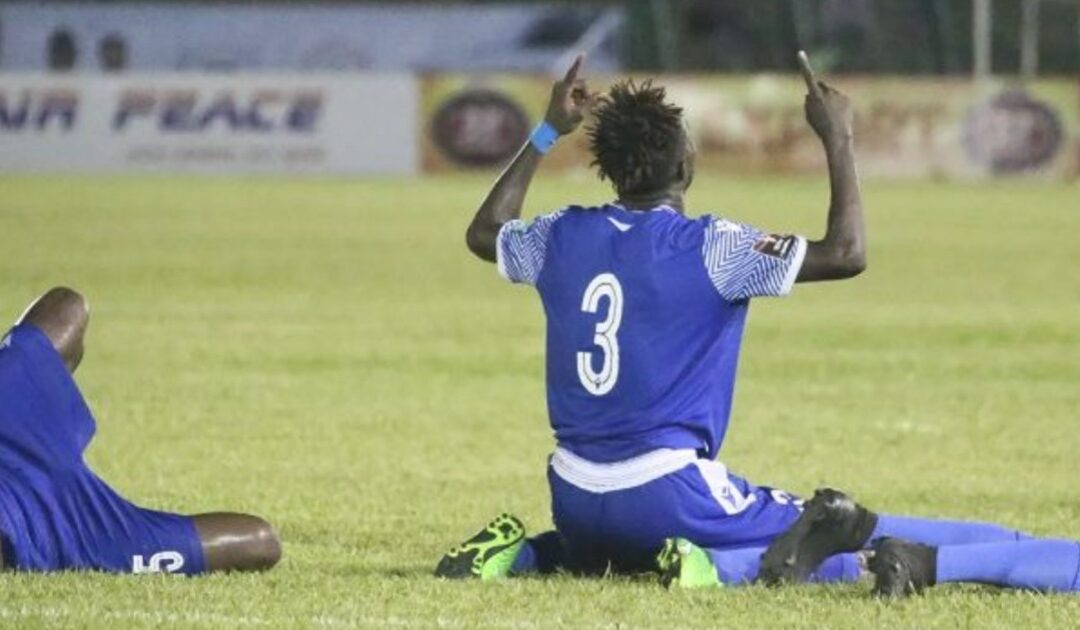 Central African Republic stunned Nigeria at home