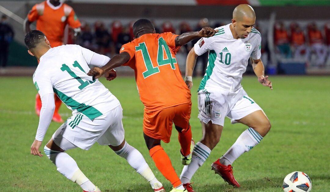Algeria thrash Niger, Côte d'Ivoire, E-Guinea register wins