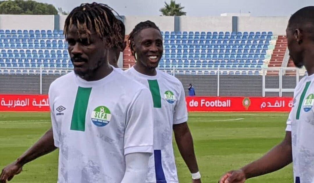 Saidu Fofanah nets Sierra Leone winner against Gambia