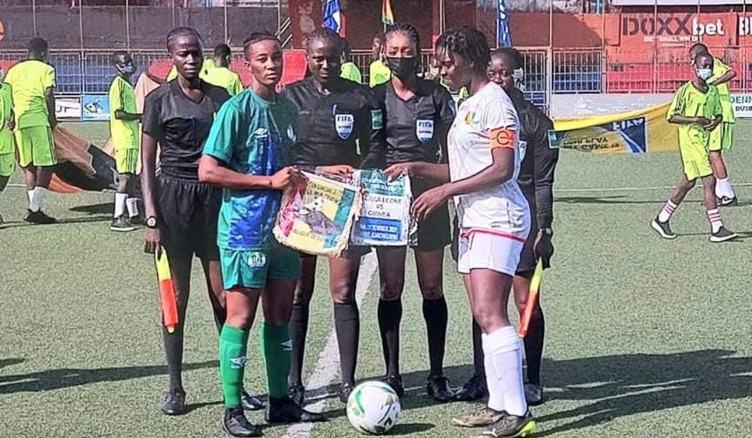 U20WCQ: Guinea to face Senegal after eliminating Sierra Leone