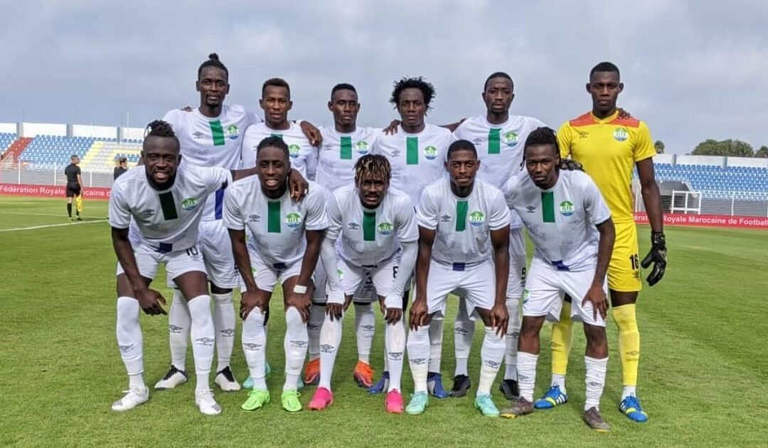 Sierra Leone one spot up, now ranked 107th in Fifa ranking