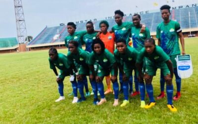 Gambia Scorpions progress to next round of 2022 WAFCON Qualifiers